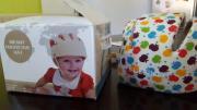 ELENKER Babyhelm Kopfschutzmütze