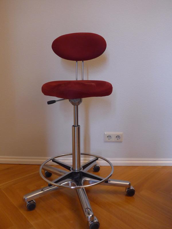 ergonomischer ba a a rostuhl gebraucht kaufen nur 2 st bis 65 g nstiger. Black Bedroom Furniture Sets. Home Design Ideas
