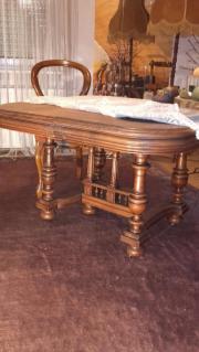 esstisch rustikal gebraucht kaufen nur 2 st bis 60 g nstiger. Black Bedroom Furniture Sets. Home Design Ideas