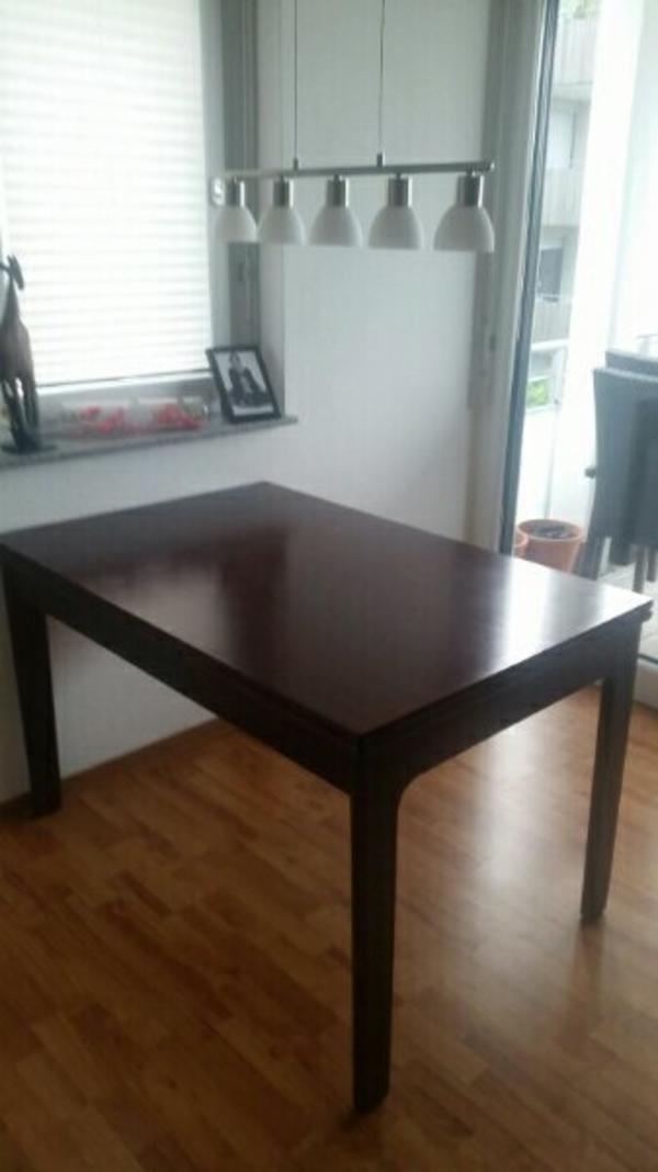 esstisch massivholz gebraucht teakholz. Black Bedroom Furniture Sets. Home Design Ideas