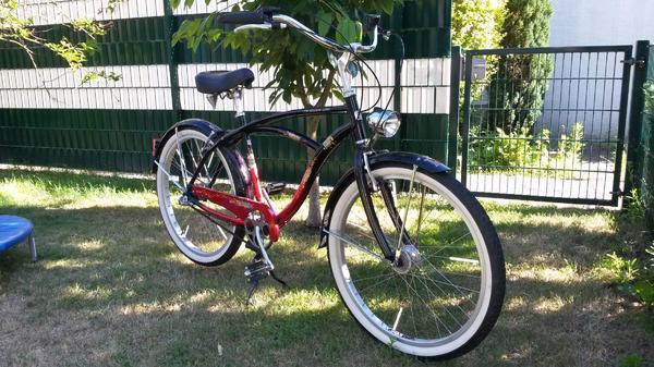 cruiser fahrrad 28 gebraucht kaufen nur 3 st bis 70. Black Bedroom Furniture Sets. Home Design Ideas