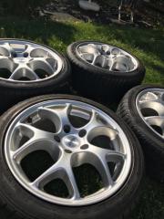Felgen + Reifen