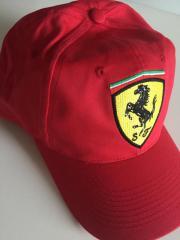 Ferrari Cap für Erwachsene ungetragen