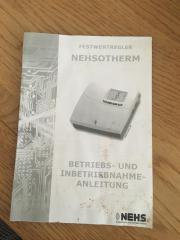 Festwertregler Nehsotherm