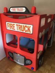 Feuerwehrbett / Kinderbett