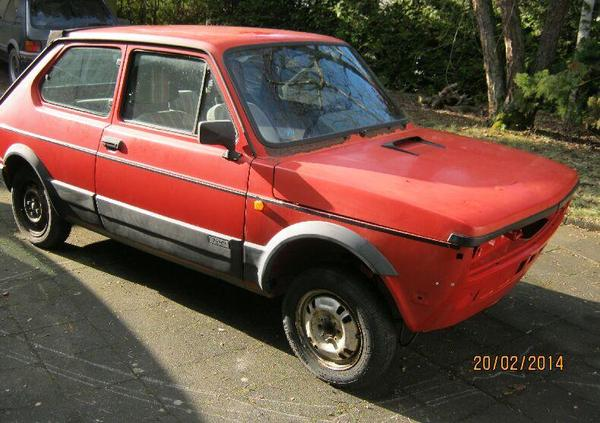 Fiat 127 Sport, » Fiat-Teile