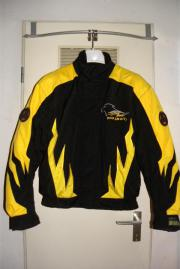 Flame Moto-Jacke