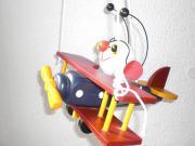 Fleugzeuglampe für Kinderzimmer