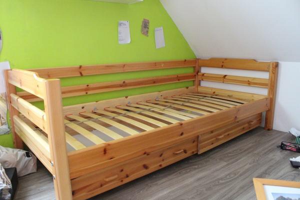 Flexabett mit 2 » Schränke, Sonstige Schlafzimmermöbel