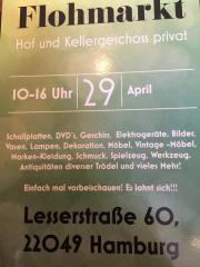 Flohmarkt 29.04