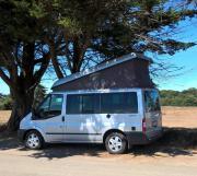 FORD Campingfahrzeug Nugget