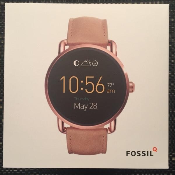 """FOSSIL Q Digitaluhr """"Q WANDER"""" - Kirchheim - FOSSIL Q Digitaluhr """"Q WANDER""""Die Uhr war vor ca 2 Monaten ein """"Spaßkauf"""" und liegt seither nur rum.Die Uhr wurde nichtmal getragen nur eingerichtet. (Wird bei Kauf resetet)Schutzfolie ist auch noch auf dem DisplayDie Uhr kann mit jedem Smart - Kirchheim"""