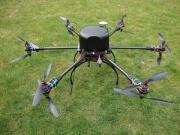 FPV Dodekacopter Hexacopter