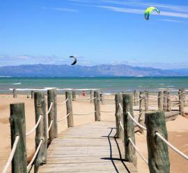 FREI: SPANIEN * Ferienhaus am Meer * Costa Dorada * 2h Barcelona