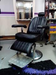 Friseur-/Kosmetikstuhl von
