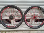 Fulcrum Red Metal