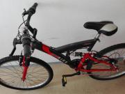 Fully-Mountainbike 26
