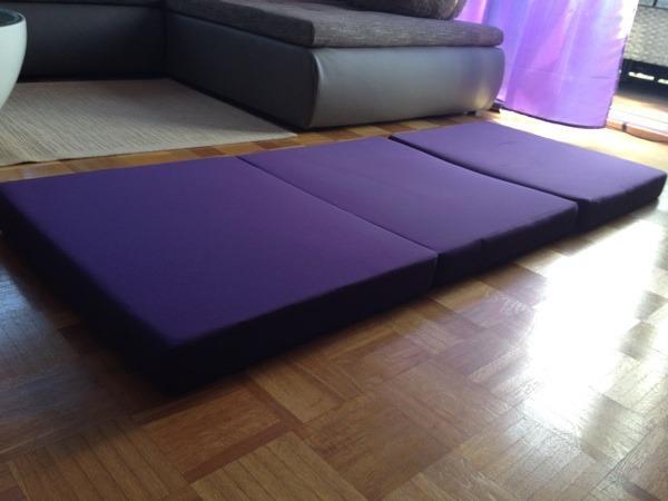 g stematratze klappmatratze g stebett reisebett matratze klappbar faltbar in neuenhagen. Black Bedroom Furniture Sets. Home Design Ideas