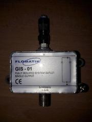 Galvanisches Trennglied BK Antenne Multimedia
