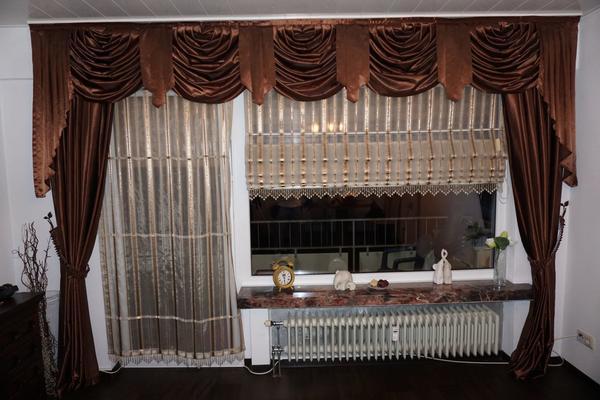 gardinen set komplett 11 teilig in dortmund gardinen. Black Bedroom Furniture Sets. Home Design Ideas