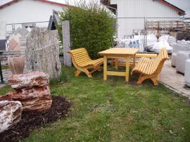 Bild 4 - Gartenmöbel Fichte Kiefer massiv fertig - Tyrlaching