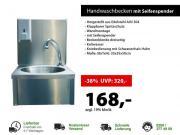 Gastro Handwaschbecken Gastronomie