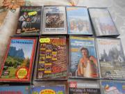 gebrauchte Musikkassetten