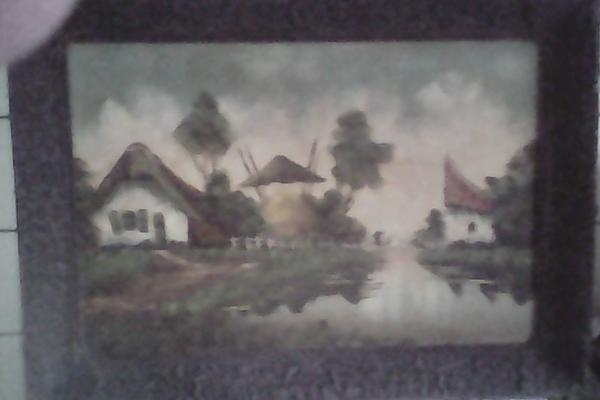 Gemälde, Alt Holländische » Kunst, Gemälde, Plastik