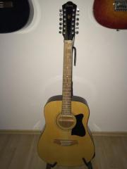 Gitarre 12saitig, Ibanez