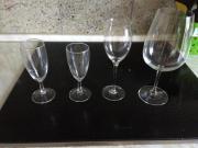 Gläser für Boot