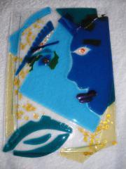 Glaskunst, Bild, Handarbeit
