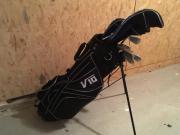 Golfbag inkl Schläger