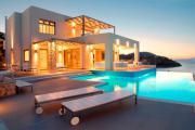 Griechenland: Erstaunliche Villa