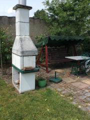 Grill Kamin Garten