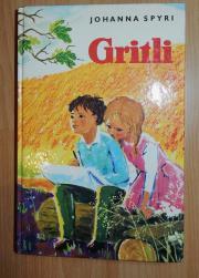 GRITLI von Johanna Spyri - altes