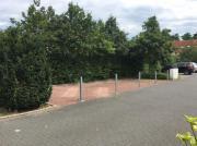 Großer Wohnmobil-Stellplatz (