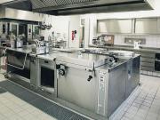 Großküche Imbiss Küche