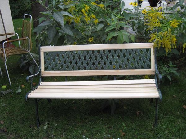 gartenbank kaufen gartenbank gebraucht. Black Bedroom Furniture Sets. Home Design Ideas