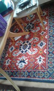 handgekn pfte teppiche und l ufer mehrere verschiedene modele in michelbach an der bilz. Black Bedroom Furniture Sets. Home Design Ideas