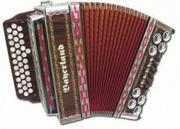 Harmonika's - größte