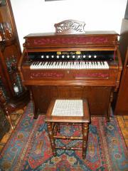 Harmonium Hofberg, Jugendstil