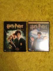 Harry Potter 2 DVD s