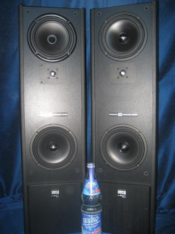 Heco Interior Plus 505 Boxen