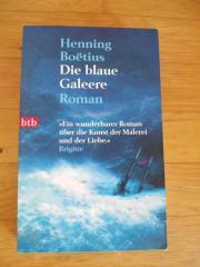 Henning Boetius Die blaue Galeere