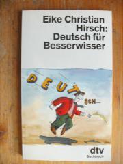 HIRSCH EIKE - DEUTSCH