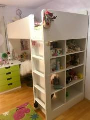 ikea kallax schreibtisch aufbewahrungssystem kombi in. Black Bedroom Furniture Sets. Home Design Ideas