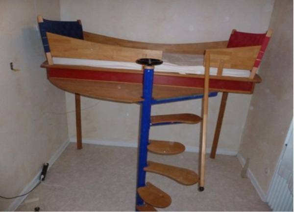 hochbett von ankauf und verkauf anzeigen finde den billiger preis. Black Bedroom Furniture Sets. Home Design Ideas