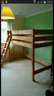 ikea hochbett sv rta in m nchen betten kaufen und. Black Bedroom Furniture Sets. Home Design Ideas