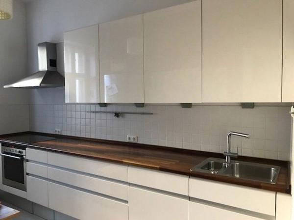 Hochwertige hochglanz lack küchenzeilen anbauküchen