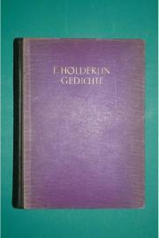 HÖLDERLIN GEDICHTE